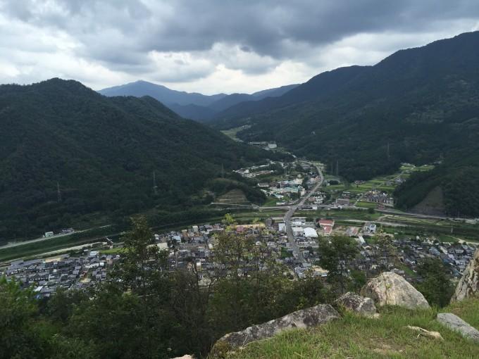 竹田城_景色①