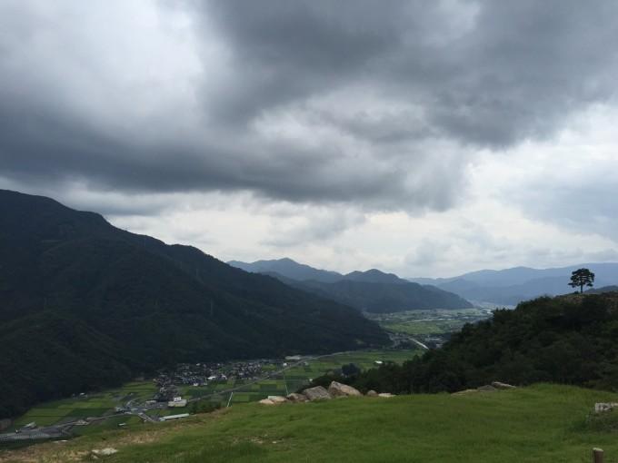 竹田城_景色②