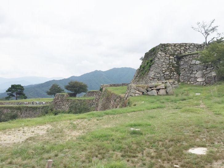 竹田 城跡