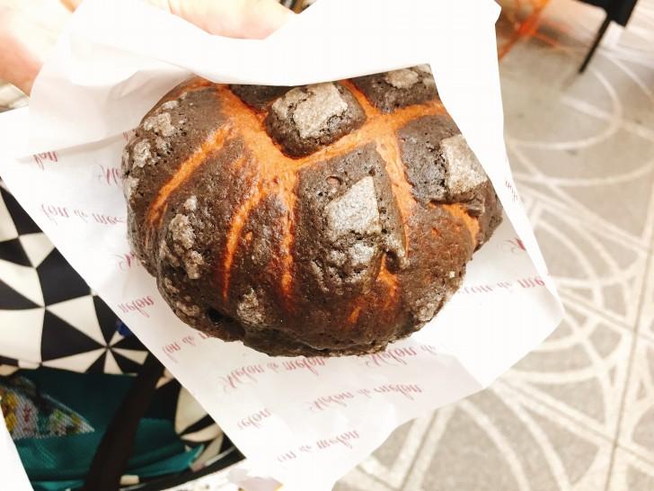 チョコチョコメロンパン