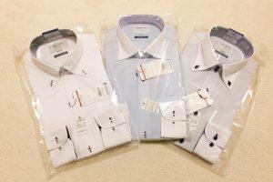 ORIHICAのYシャツ