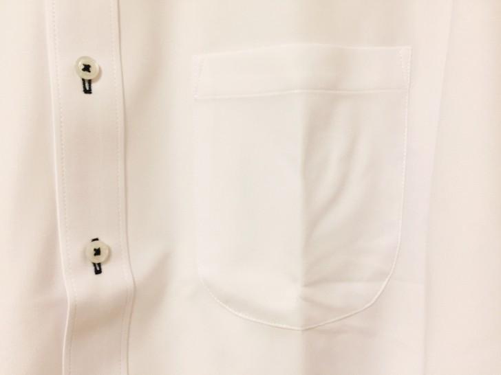 Yシャツ胸ポケット