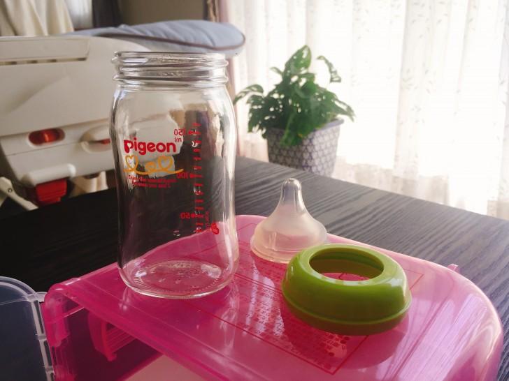 ピジョンの哺乳瓶