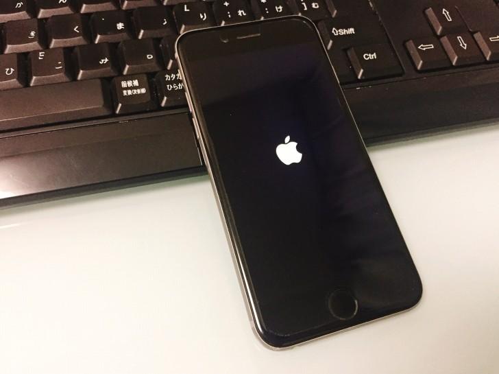 iPhone 復活