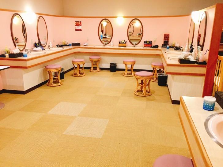 化粧台スペース