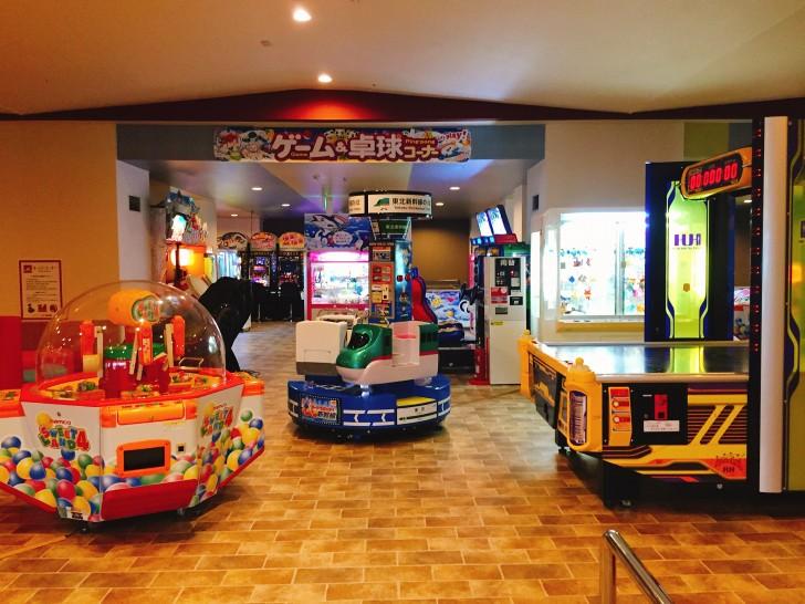 彩朝楽のゲームセンター
