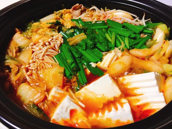 日本食研 キムチ鍋スープ