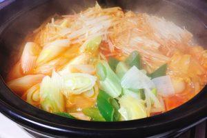 やみつき旨辛鍋用スープ