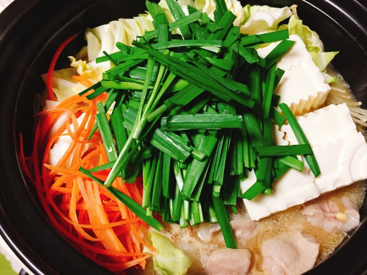 野菜 投入