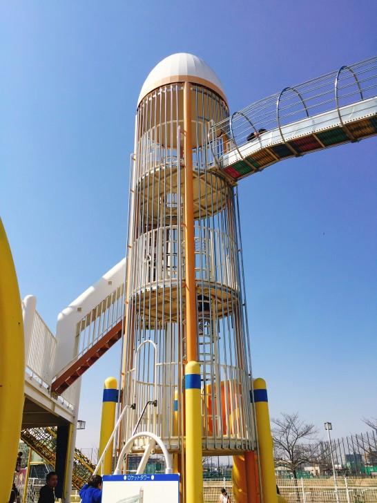 ロケットタワー