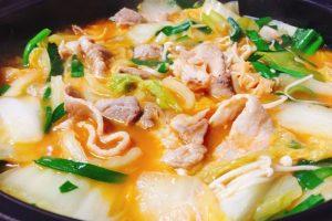 濃厚キムチチゲ用スープ