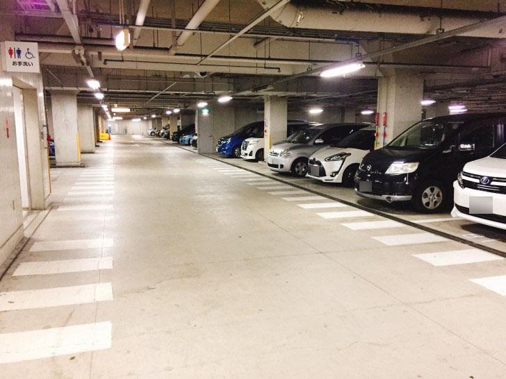 扇町駐車場