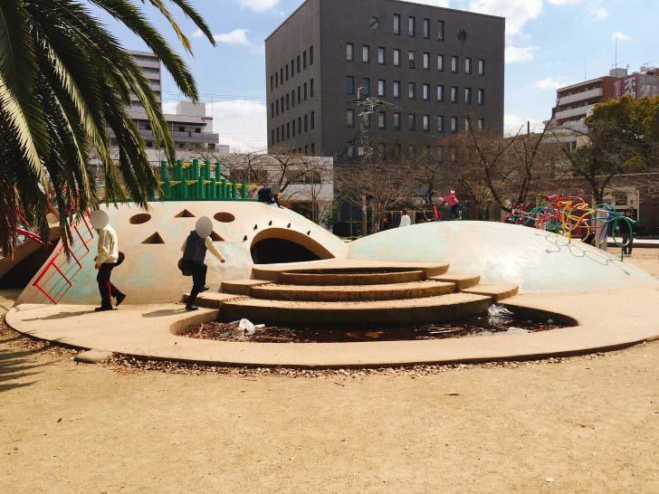 江坂公園 ちびっこ広場