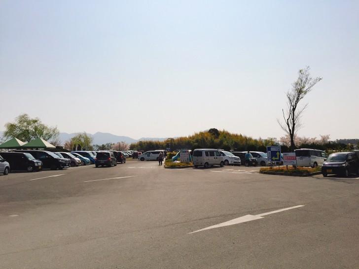 竹取公園 駐車場
