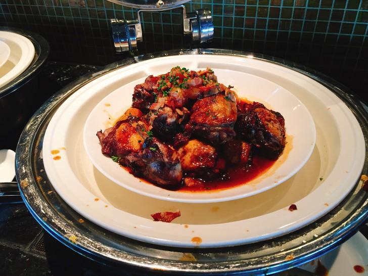タボラ36 料理