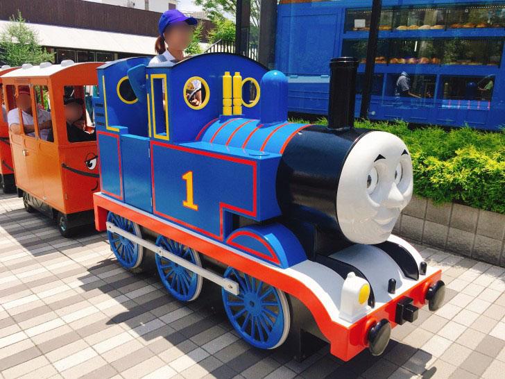 トーマス機関車