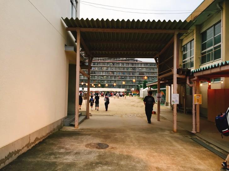 新東三国小学校