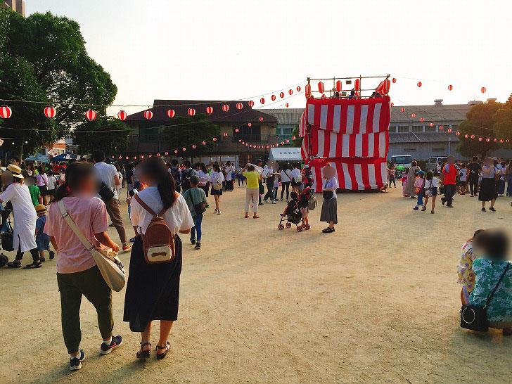 三国本町公園 広場